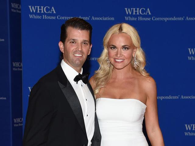 Bức thư bí ẩn khiến con dâu Tổng thống Donald Trump phải nhập viện
