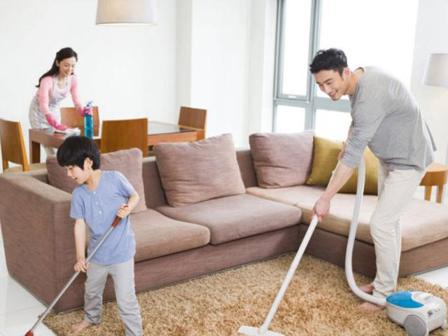 Dọn nhà đón Tết, mẹ bầu phải lưu ý những điều này để tránh hại con