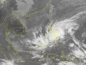 Tin bão mới nhất: Bão Sanba hướng vào Khánh Hòa-Bình Thuận, khả năng vào biển Đông mùng 1 Tết
