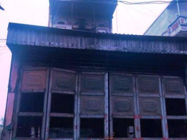 Cháy nhà sau khoảnh khắc giao thừa, 1 người tử vong, 3 chiến sĩ chữa cháy bị thương