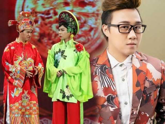 Lỡ miệng chê Táo Quân nhạt nhất thế kỷ, Trung Quân Idol thừa nhận thấy mình quá sai