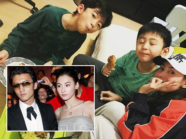 Dù đã ly hôn được 6 năm nhưng Trương Bá Chi vẫn gọi điện cho Tạ Đình Phong và khóc