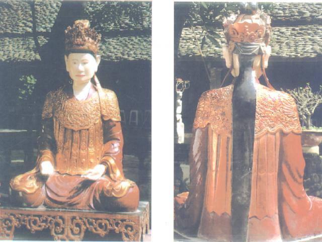 Ngôi đất tốt và giấc mộng kỳ lạ sinh dẫn đến bà hoàng hậu của vua Lê Thần Tông
