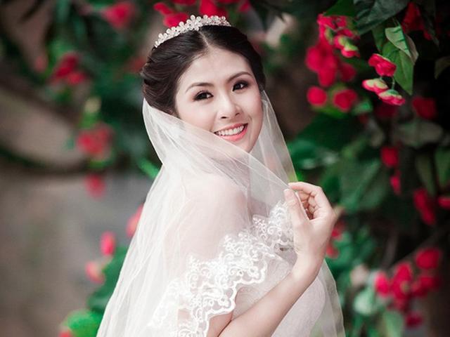 Bị hỏi bao giờ cưới chồng, Hoa hậu Ngọc Hân trả lời ra sao?
