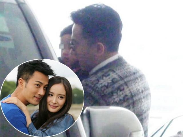 Dương Mịch không về nhà đón Tết và đây là cách Lưu Khải Uy trả lời câu hỏi về vợ