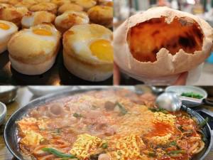 Năm mới du lịch Hàn Quốc đừng quên 7 món ăn đường phố này