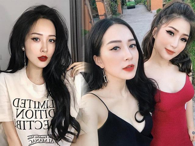 Hương Tràm khoe em gái họ mặt xinh, dáng đẹp không thua gì chị!