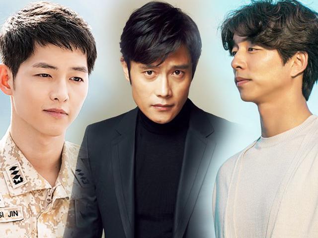 Lee Byung Hun sẽ là phiên bản kết hợp của 2 soái ca Yêu tinh và Hậu duệ mặt trời?
