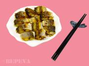 Bếp Eva - Cá chiên, dưa bắp cải muối dễ làm mà ngon ai ăn cũng thích