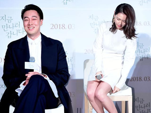 Tái hợp So Ji Sub sau 17 năm, nữ hoàng phim bi Son Ye Jin bối rối vì váy ngắn