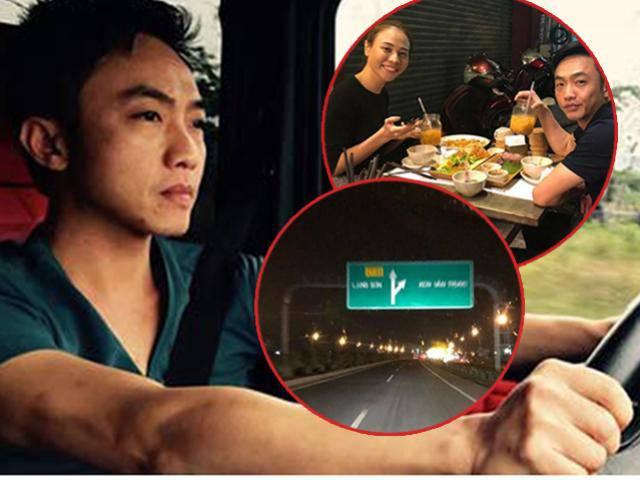 Vừa công khai tình cảm, Cường Đôla về Lạng Sơn thăm gia đình Đàm Thu Trang?