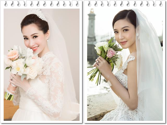 Đời tư giống nhau kỳ lạ của 2 mẹ bầu mới trong showbiz Việt: Đặng Thu Thảo - Ngọc Duyên