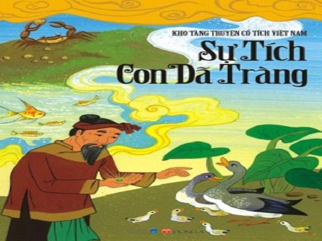 Truyện cổ tích Việt Nam: Sự tích con Dã Tràng (P2)