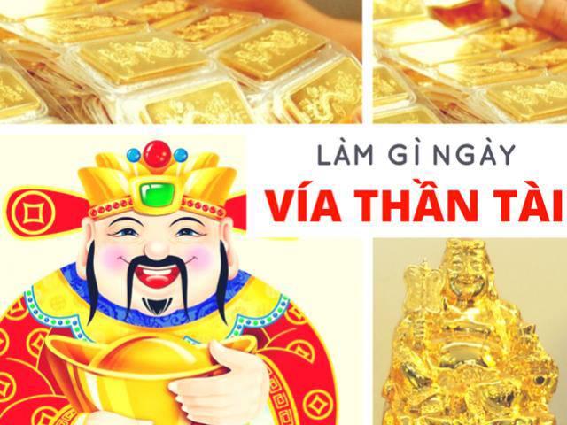 Không cần mua vàng, ngày Thần Tài hãy âm thầm làm thứ này đảm bảo cả năm phát tài lộc