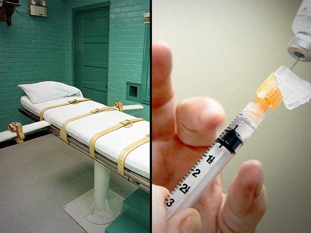 Hy hữu tử tù bị tiêm thuốc độc nhưng không chết, lại về phòng ngủ ngon lành