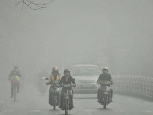Tin thời tiết 25/2: Tiết trời miền Bắc ấm áp dần, Hà Nội sương mù khá dày, mưa phùn nhẹ