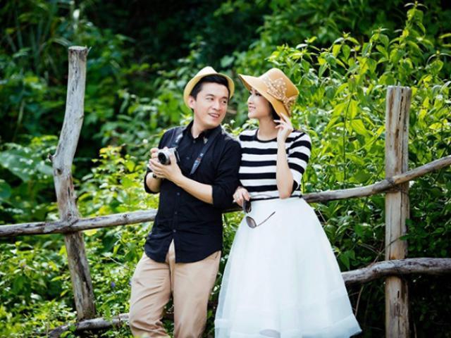 Tiết lộ loạt ảnh cưới mộc mạc cách đây 4 năm của Lam Trường và vợ 9x