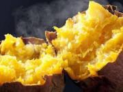 Bếp Eva - Chiêu đơn giản để nướng khoai lang bằng lò vi sóng ngon như nướng bằng bếp than