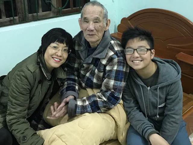 Bố MC Thảo Vân qua đời ở tuổi 90 tại quê nhà Lạng Sơn