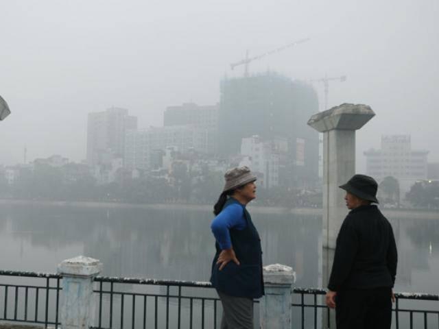 Tin mới thời tiết 28/2: Hà Nội tiếp tục có sương mù, nồm ẩm vào đêm và sáng sớm