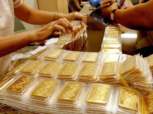 Giá vàng hôm nay 28/2: Trượt mốc 37 triệu đồng/lượng