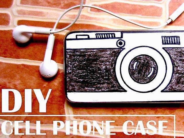 Tự làm ốp điện thoại vừa xịn vừa dễ khoe từ bột bắp