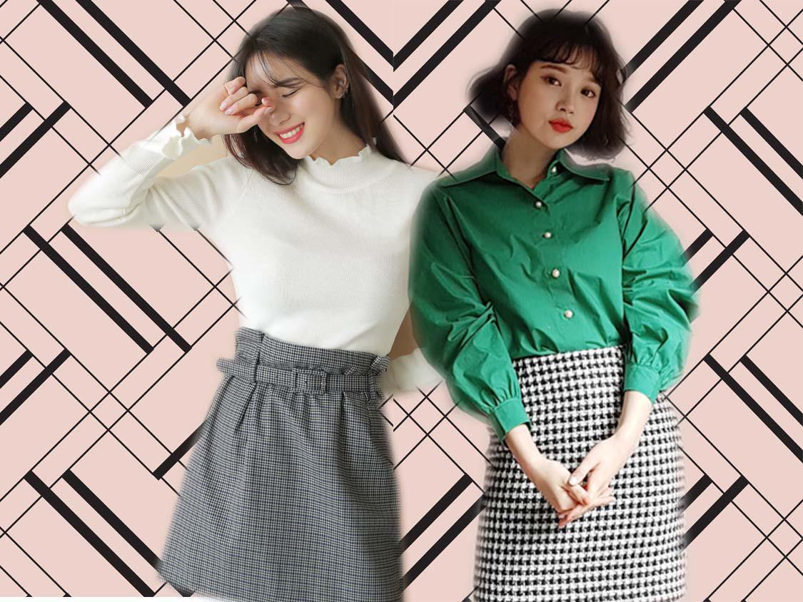 Cứ Chọn Kiểu Họa Tiết Này Khiến Váy đơn Giản Cỡ Nào Cũng Nổi Nhất