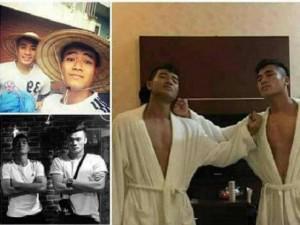 """Sinh nhật Bùi Tiến Dũng, Chinh đen và Tiến Dụng gửi video """"siêu lầy"""" khiến các fangirl """"ngả nghiêng"""""""