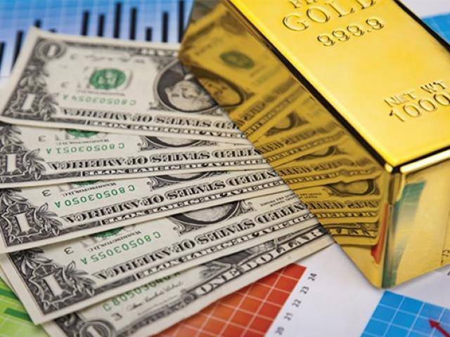 Giá vàng hôm nay 1/3: Đồng USD tăng cao, giá vàng sụt giảm