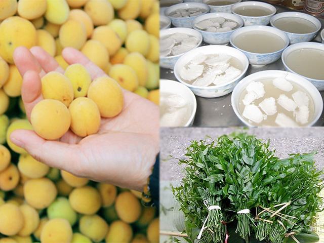 Những đặc sản làm say lòng du khách khi trẩy hội chùa Hương