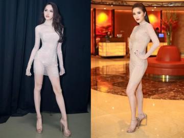 Hương Giang Idol đẹp lấn lướt dàn mỹ nhân khi đụng váy xuyên thấu