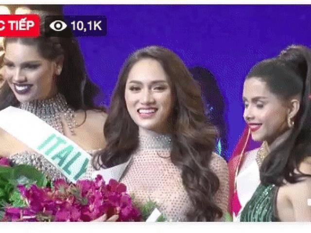 Fan tự hào vì Hương Giang Idol xuất sắc thắng phần thi tài năng tại MIQ