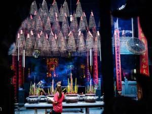 Rằm tháng Giêng, viếng thăm ngôi chùa cổ nhất Sài Gòn