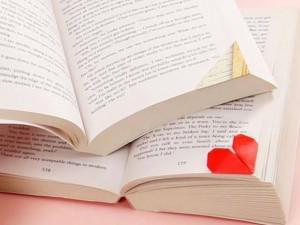 Hướng dẫn gập đánh dấu sách hình trái tim siêu dễ thương, ai cũng tự làm được