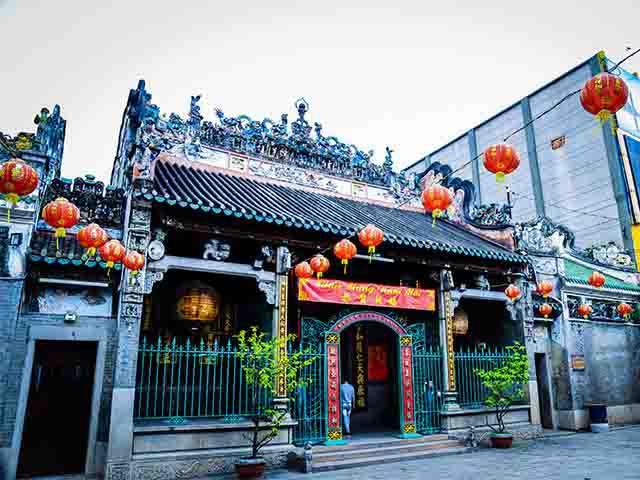Lễ rằm tháng giêng ở 5 ngôi chùa linh thiêng nức tiếng Sài Gòn để tài lộc quanh năm