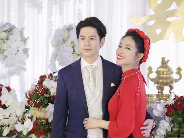 Lộ lý do chàng phi công điển trai bất chấp cưới Mai Hồ - người yêu cũ của Trấn Thành