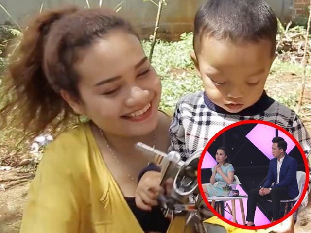 Cô gái dân tộc cưu mang đứa trẻ suýt chết vì hủ tục khiến Trấn Thành, Cẩm Ly xúc động