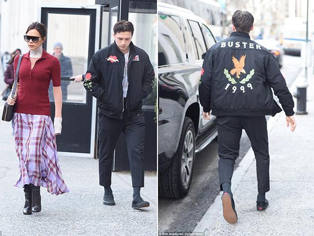 Có bố là Beckham, mẹ là Victoria, không ngờ Brooklyn cũng có khuyết điểm