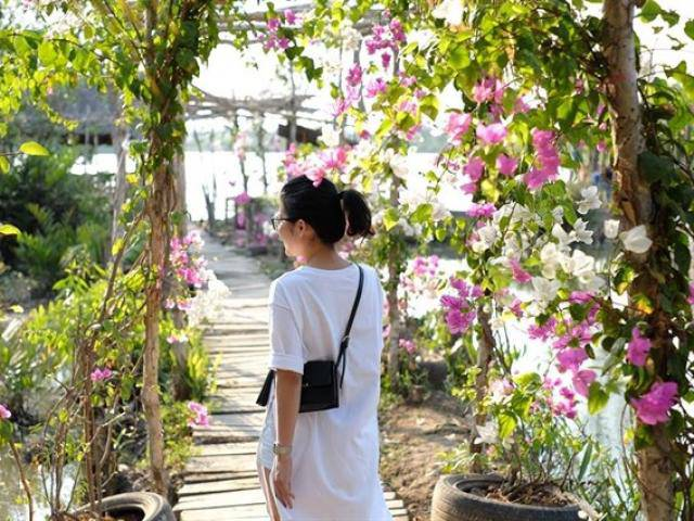 Khám phá những nông trại xinh xắn tươi mát ngay trong lòng Sài Gòn
