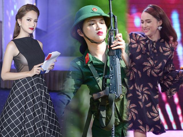 Đâu chỉ xinh đẹp - biết ca hát, Hương Giang Idol còn cực đa-zi-năng, sở hữu hàng tá tài lẻ