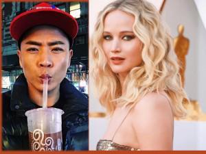 """Chàng trai Việt """"tút tát"""" cho loạt sao thế giới, giúp Jennifer Lawrence hút hồn tại Oscar 2018"""