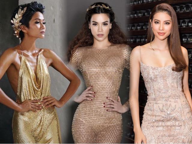 Khi Hoa hậu H Hen Niê và Hồ Ngọc Hà hóa nữ thần, ai đẹp hơn ai?