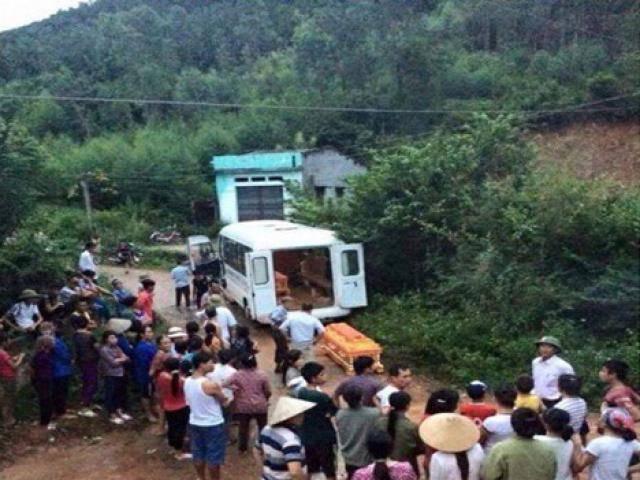 Vụ bố con bị sát hại bí ẩn ở Lạng Sơn: Phát hiện thêm thi thể treo cổ trên đồi