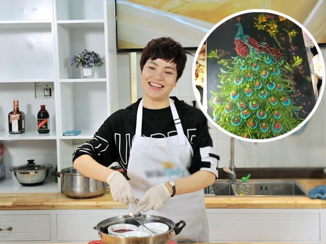 Bị chê nấu ăn dở, mẹ Hà Nội nghỉ việc quyết theo đuổi đam mê tỉa thạch rau câu