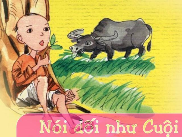 Truyện cổ tích Việt Nam: Nói dối như Cuội (P1)