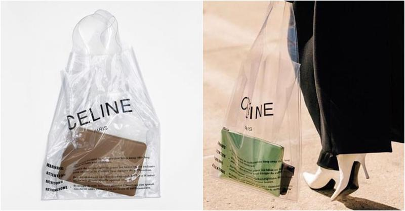 Thật khó tin, 14 triệu đồng là giá bạn phải trả nếu muốn có chiếc túi nhựa này!