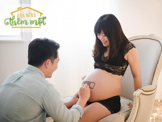 Những quan điểm kiêng kị trời ơi đất hỡi khi mang thai 3 tháng đầu thời ông bà anh