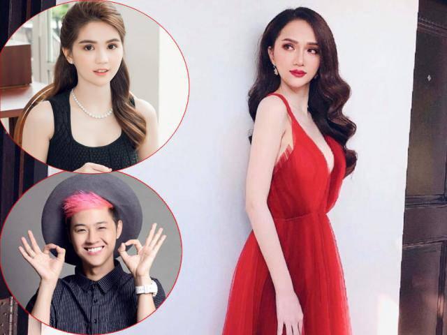 Loạt sao Việt gửi lời chúc đến Hương Giang Idol trước thềm đêm chung kết