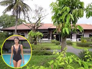 Choáng ngợp biệt thự vườn rộng hơn 1.000m² của người mẫu Trang Lạ