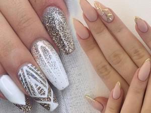 Kiểu nail đẹp miễn chê giúp bạn mặc gì cũng được khen sành điệu trong năm 2018!